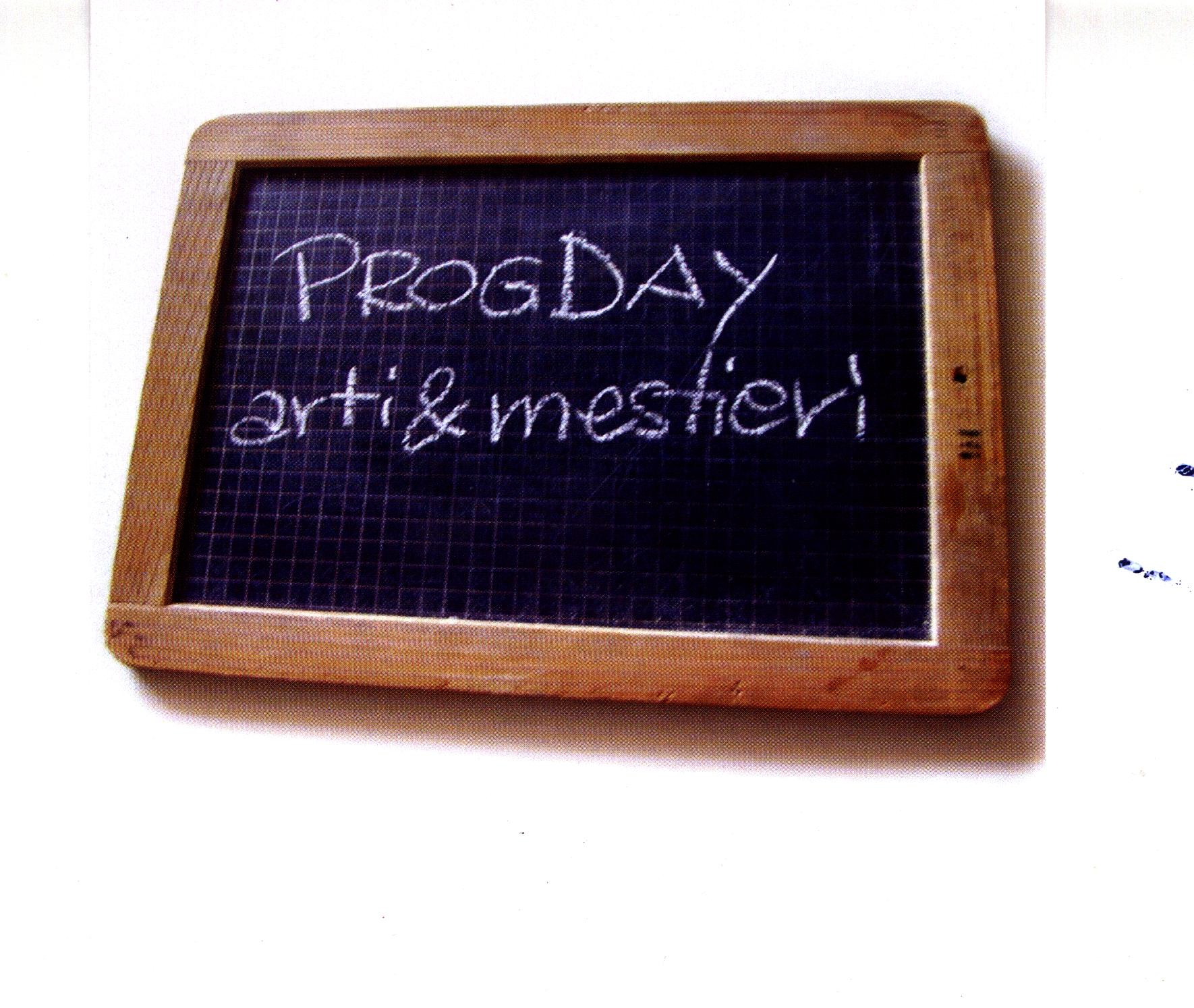 ARTI E MESTIERI - PROG DAY (MINI CD)
